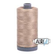 Aurifil 28 Cotton Thread - 2325 (Taupe)